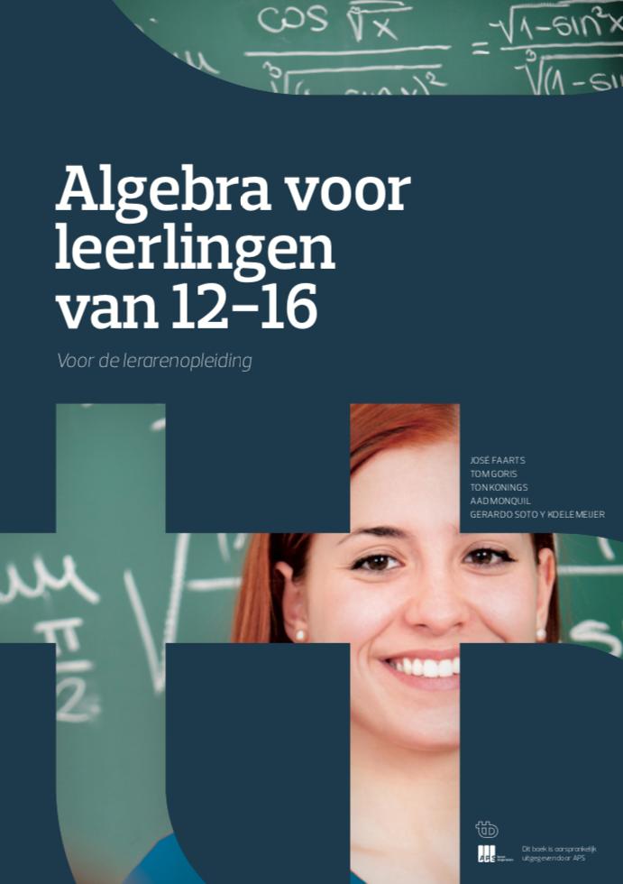 Algebra voor leerlingen van 12-16