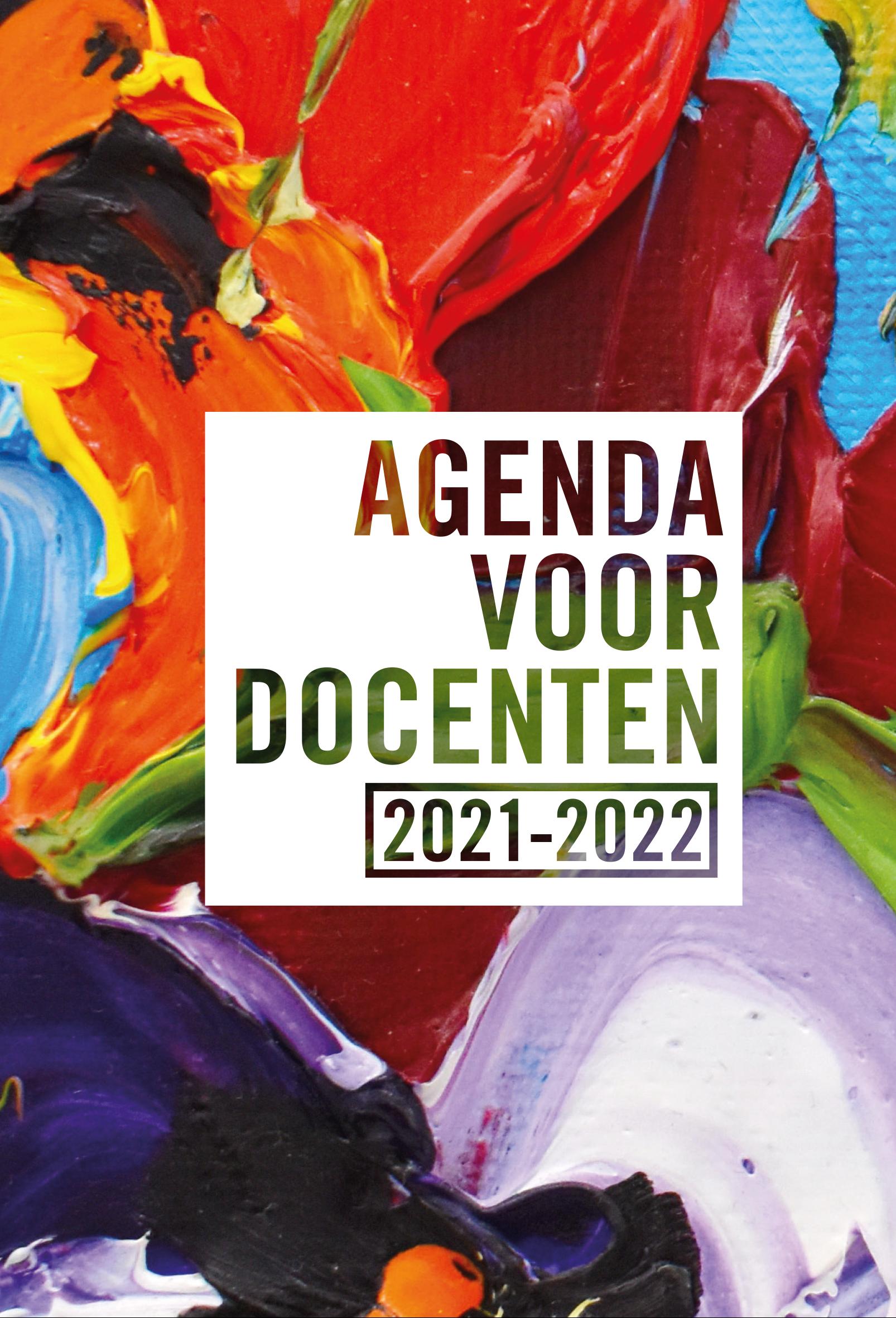 Agenda voor Docenten 2021 – 2022