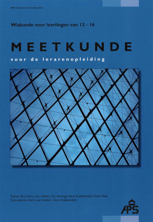 Meetkunde (versie t/m schooljaar 2019-2020)