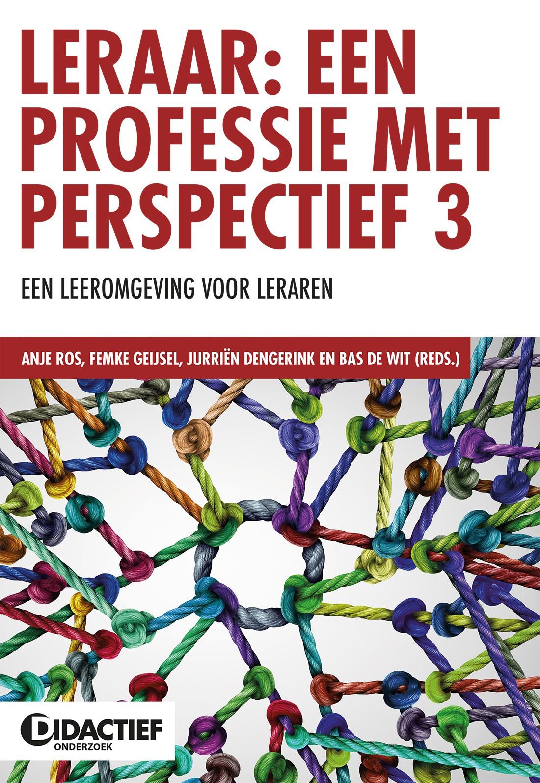 Leraar: een professie met perspectief 3
